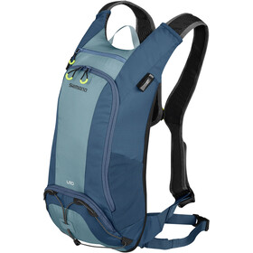 Shimano Unzen II Trail Backpack 10 L, aegean blue